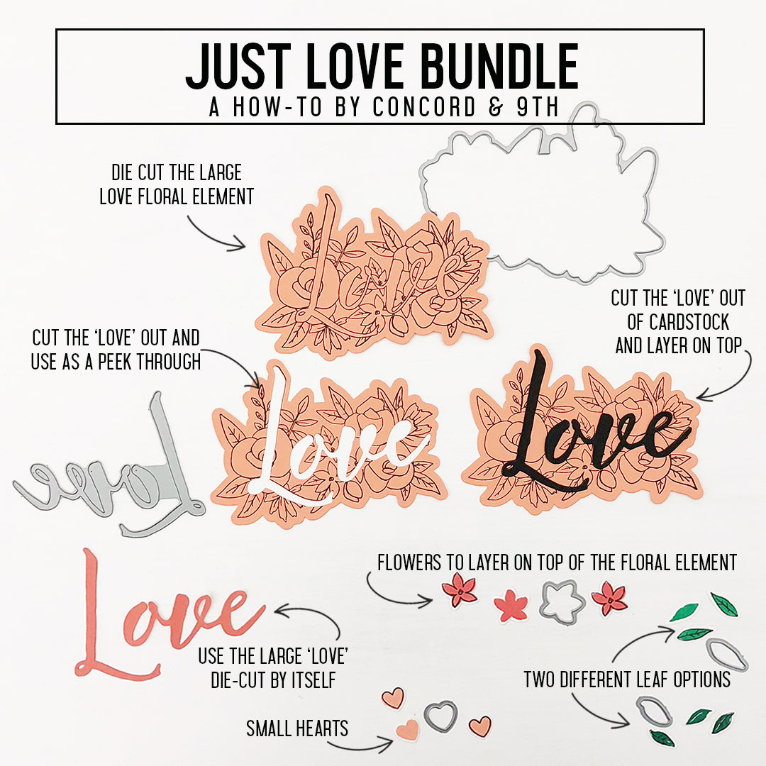 Just Love Bundle