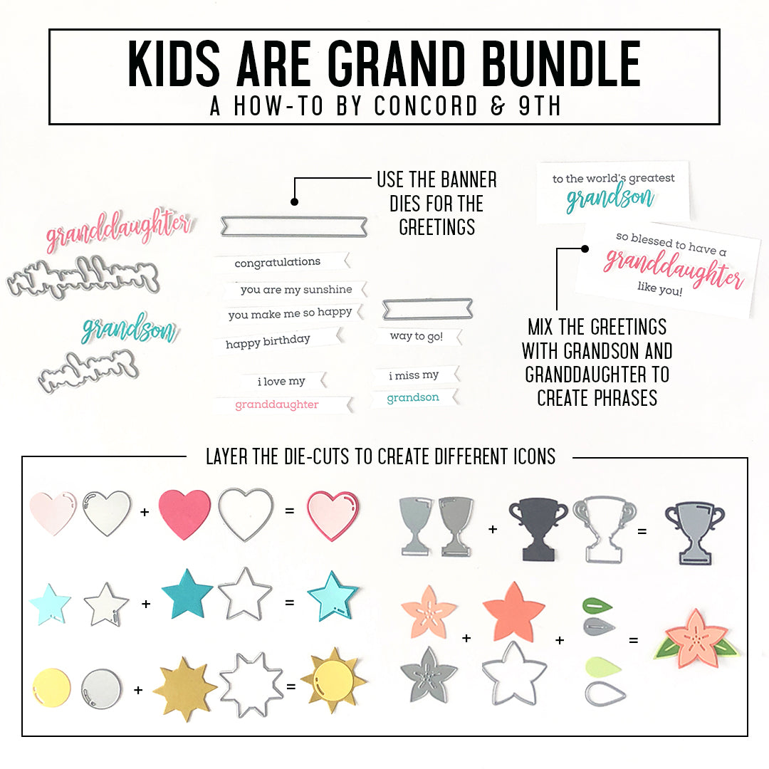 Kids are Grand Bundle