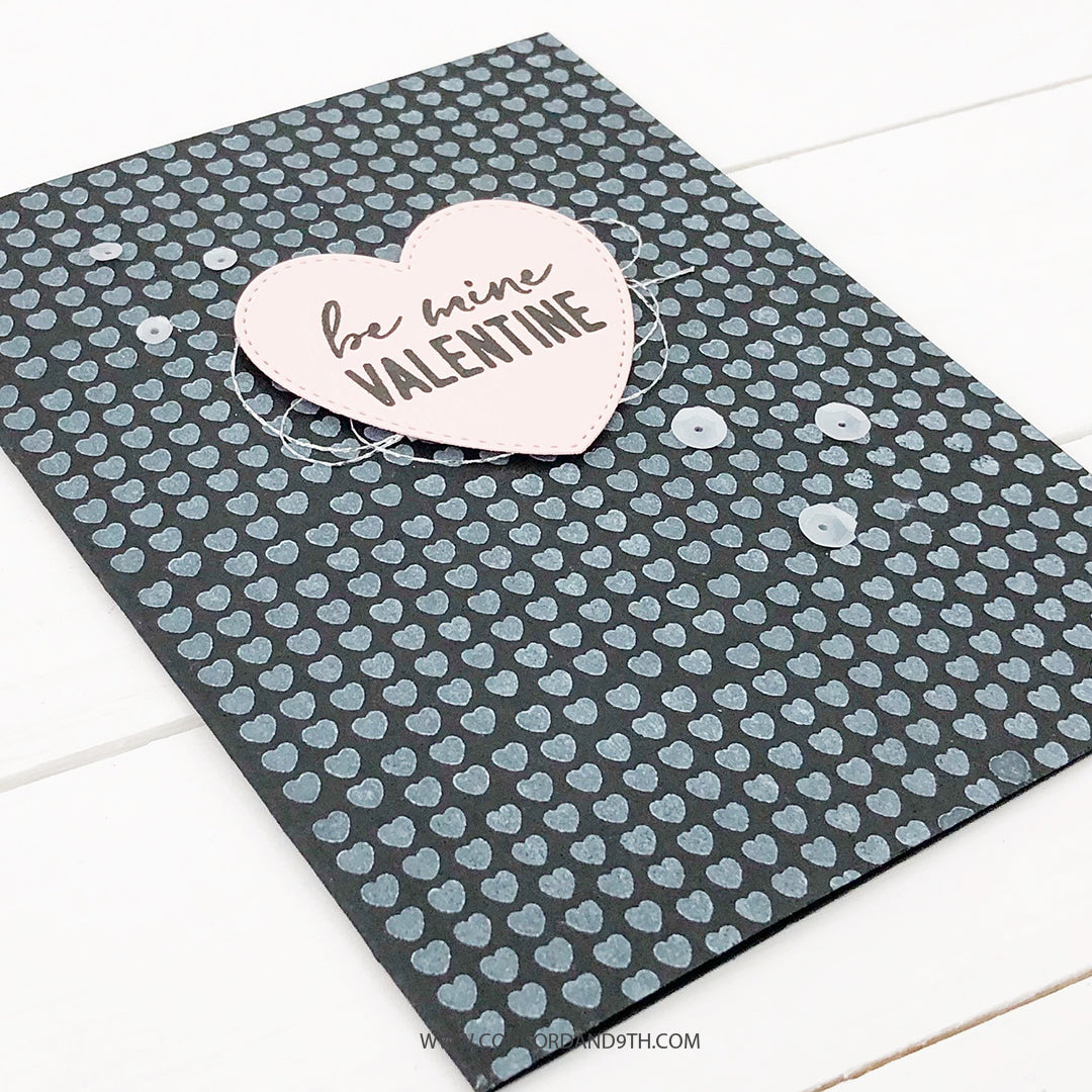 Little Love Tags Stamp Set