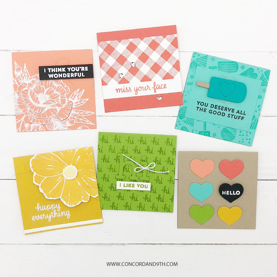 Lots to Say Stamp Set