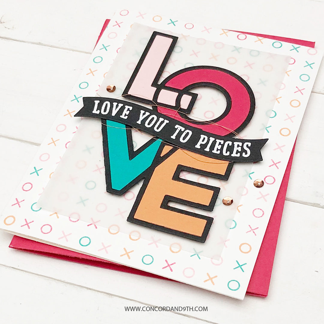 Love You to Pieces Bundle
