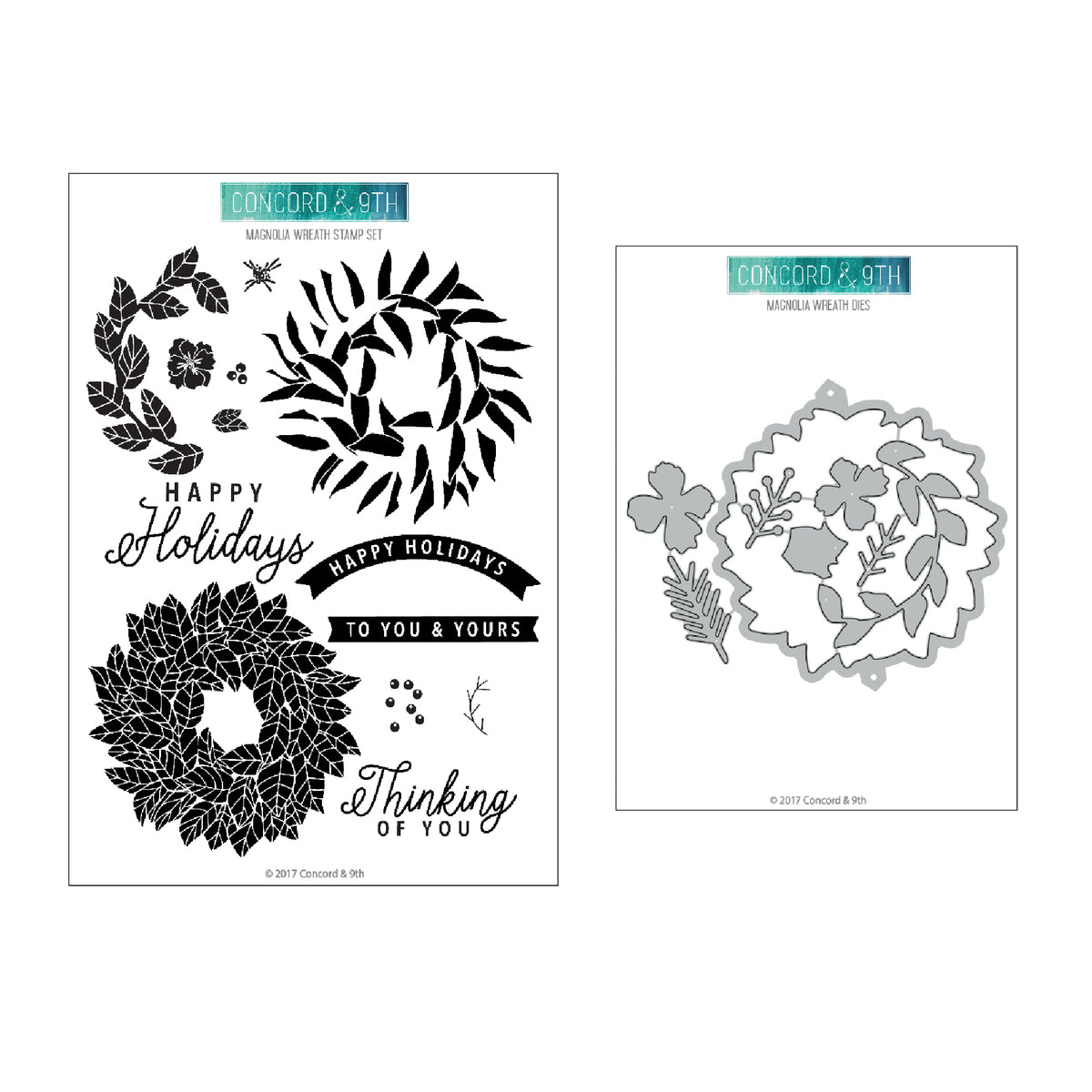 Magnolia Wreath Bundle