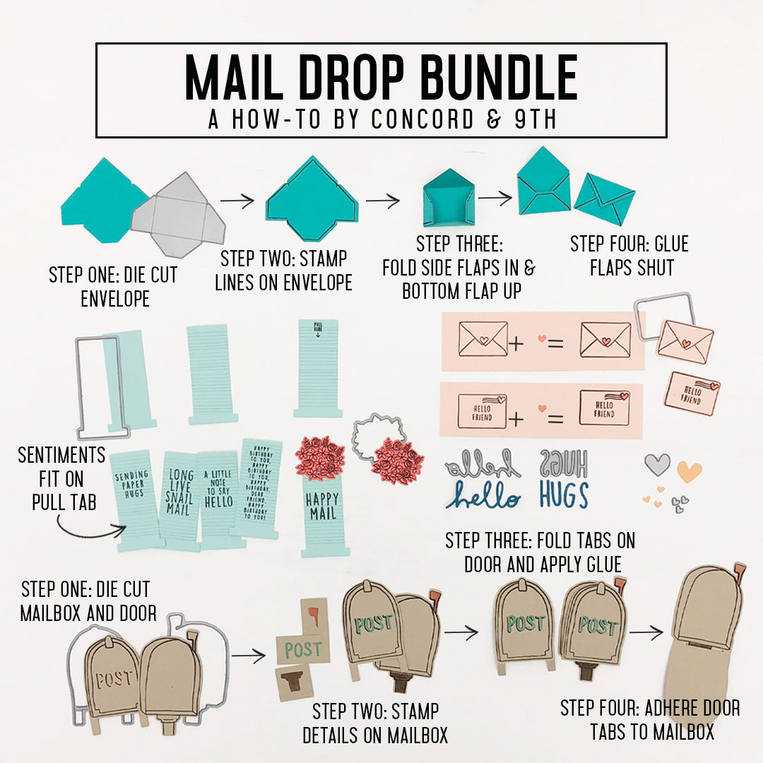 Mail Drop Bundle