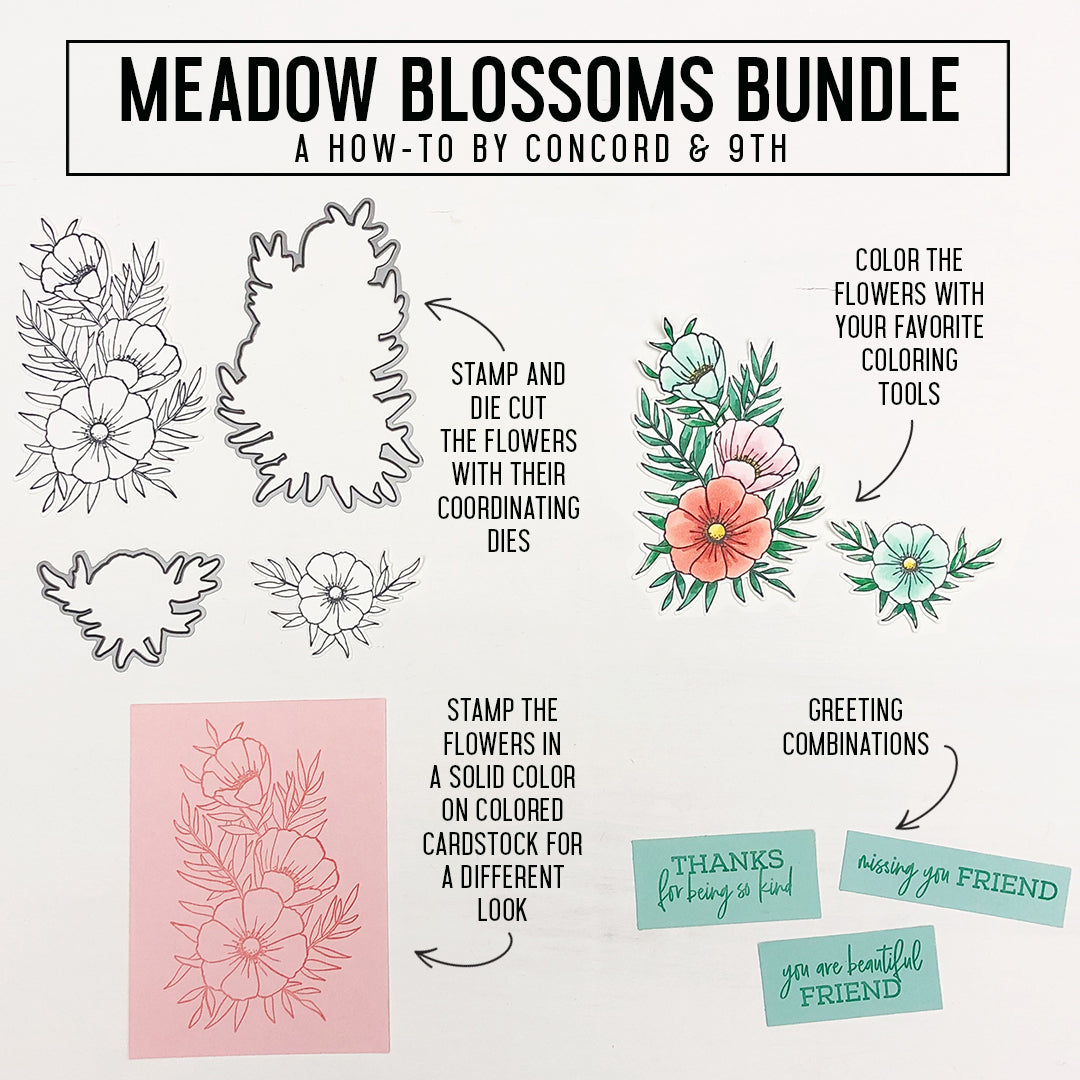 Meadow Blossoms Dies