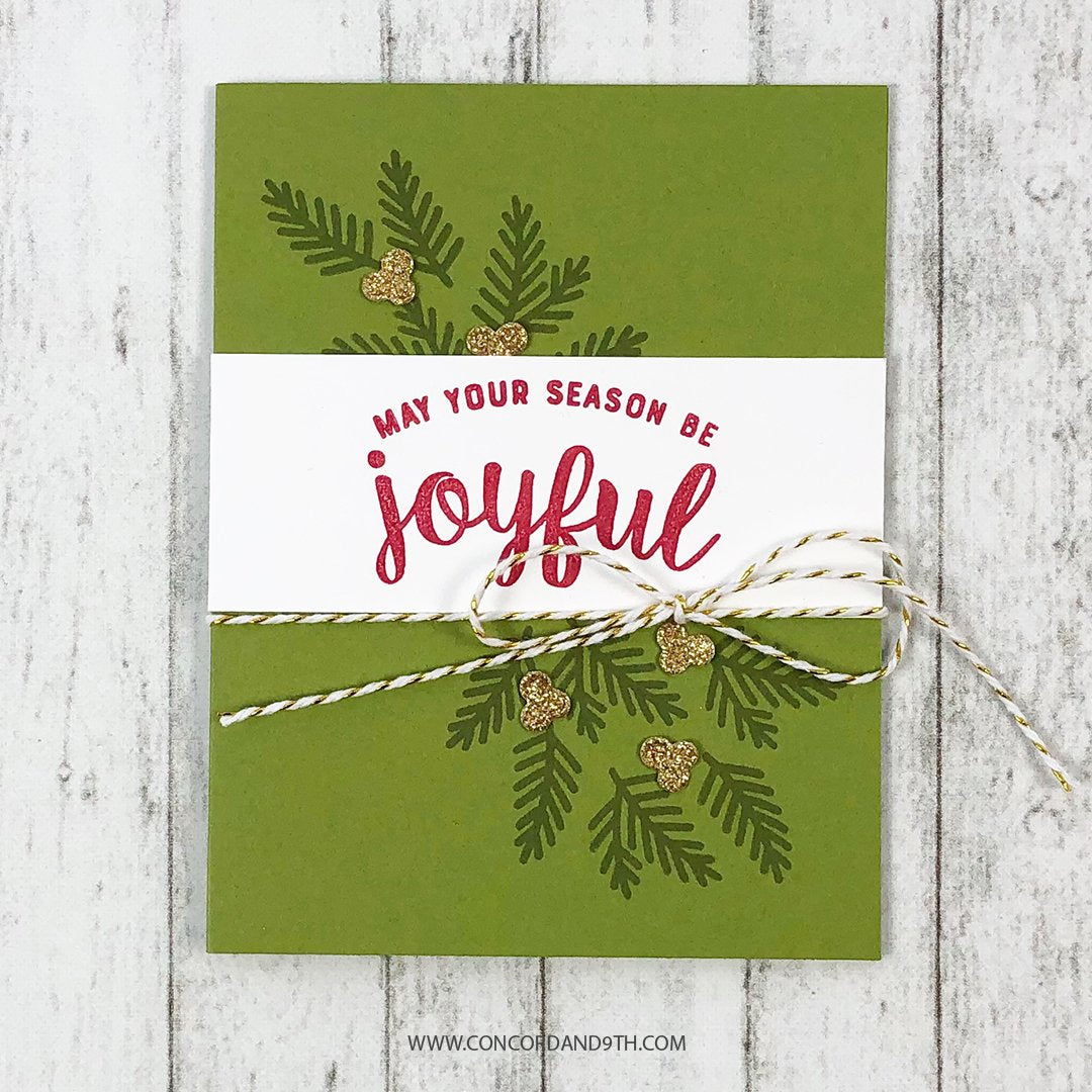 Merry & Bright Stamp Set