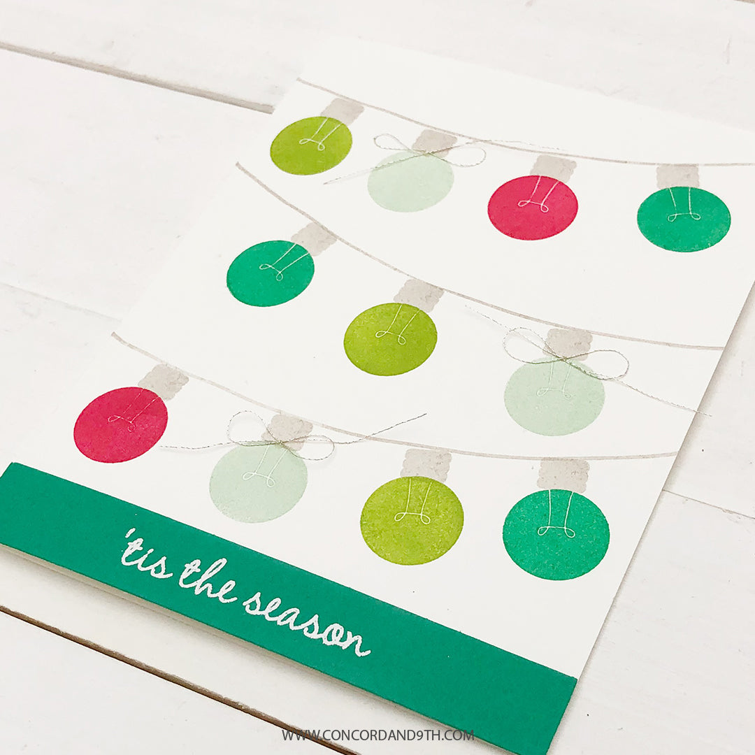 Merry Shapes Stamp Set