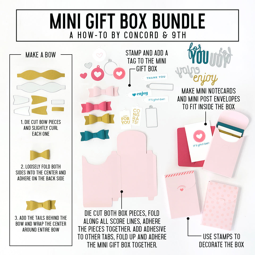 Mini Gift Box Bundle