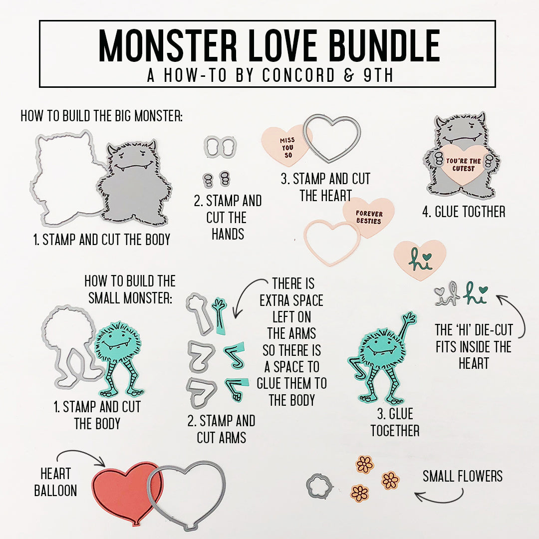 Monster Love Dies