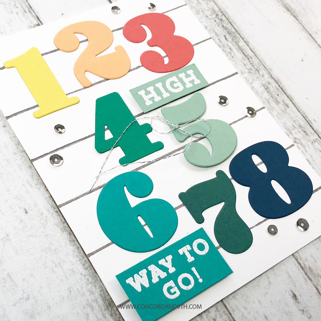 Notable Numbers Bundle