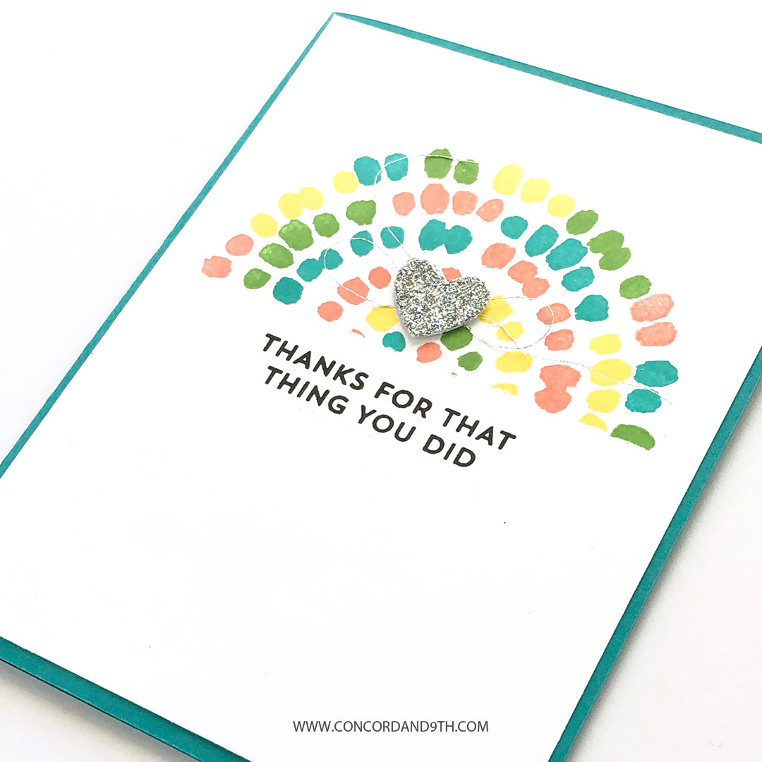 Lots of Thoughts Stamp Set