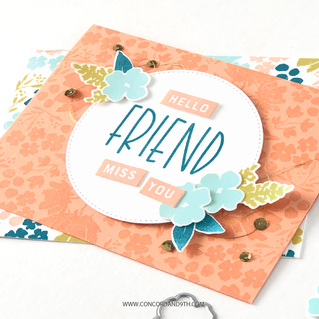 Painted Petals Paper Pack