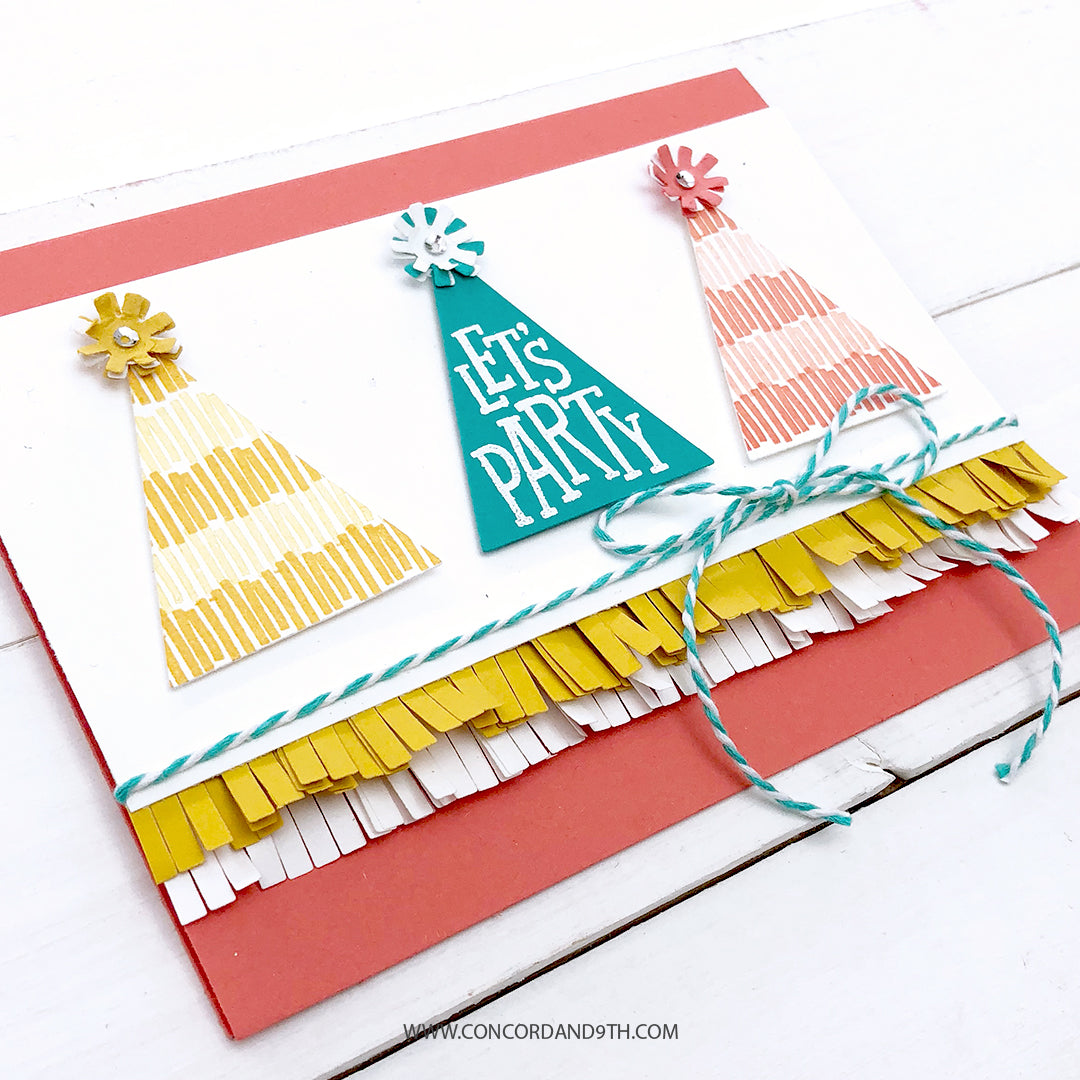 Piñata Party Stamp Set