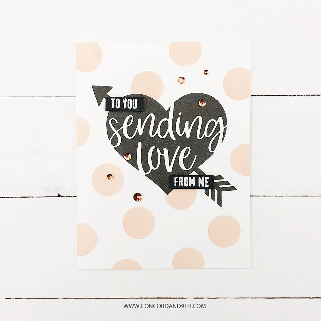 Sending Love Stamp Set