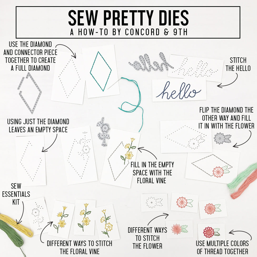 Sew Pretty Bundle