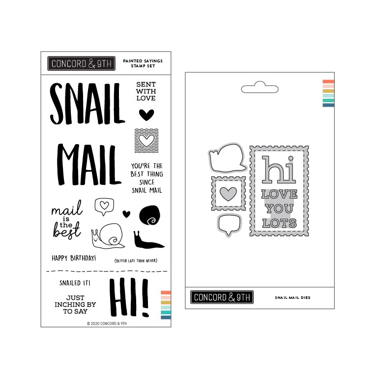 Snail Mail Bundle