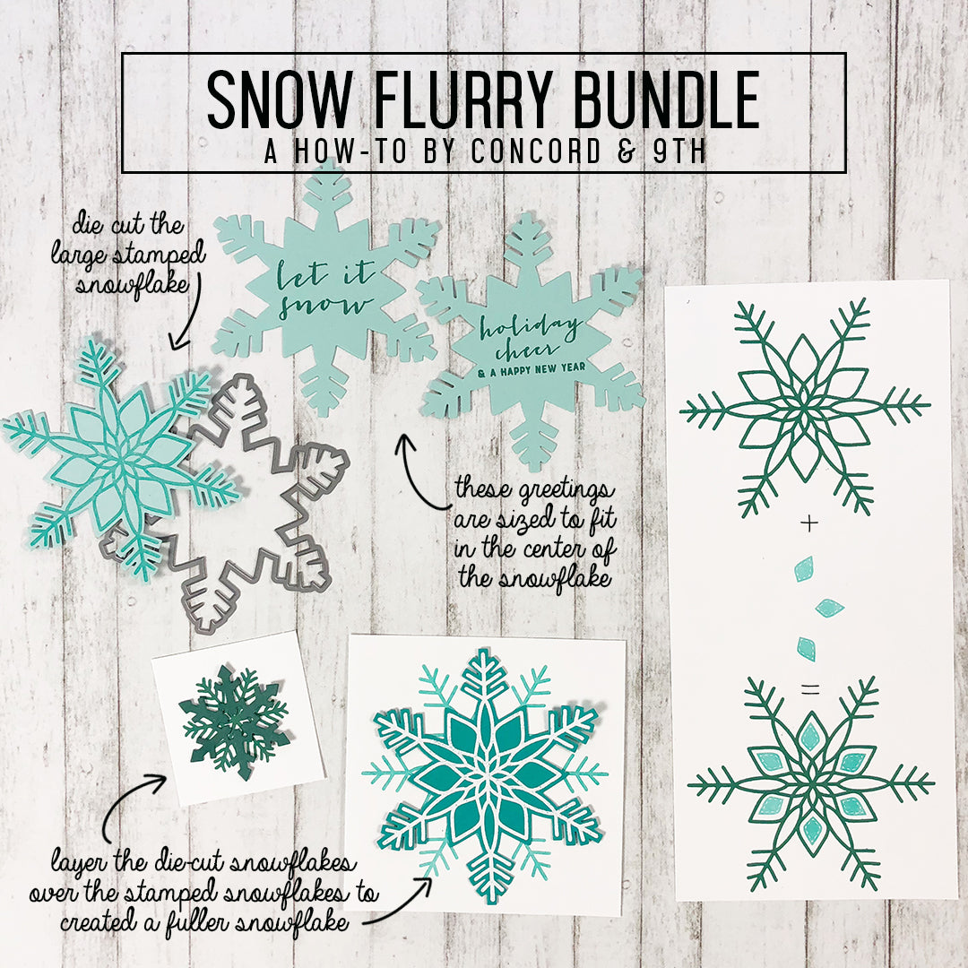Snow Flurry Bundle