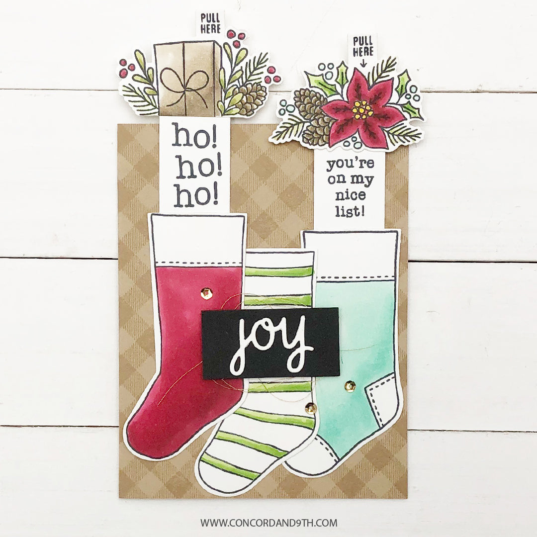 Stocking Stuffers Stamp Set