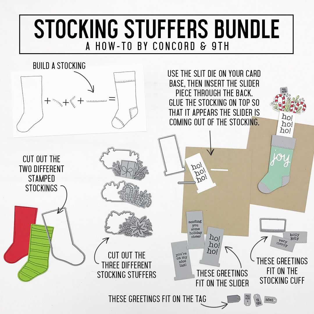 Stocking Stuffers Bundle