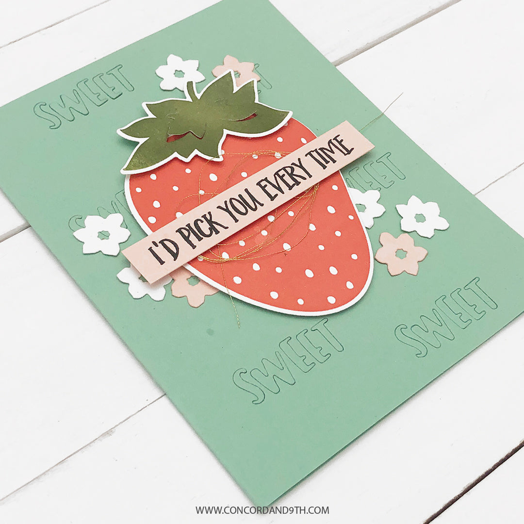 Sweet Strawberries Bundle