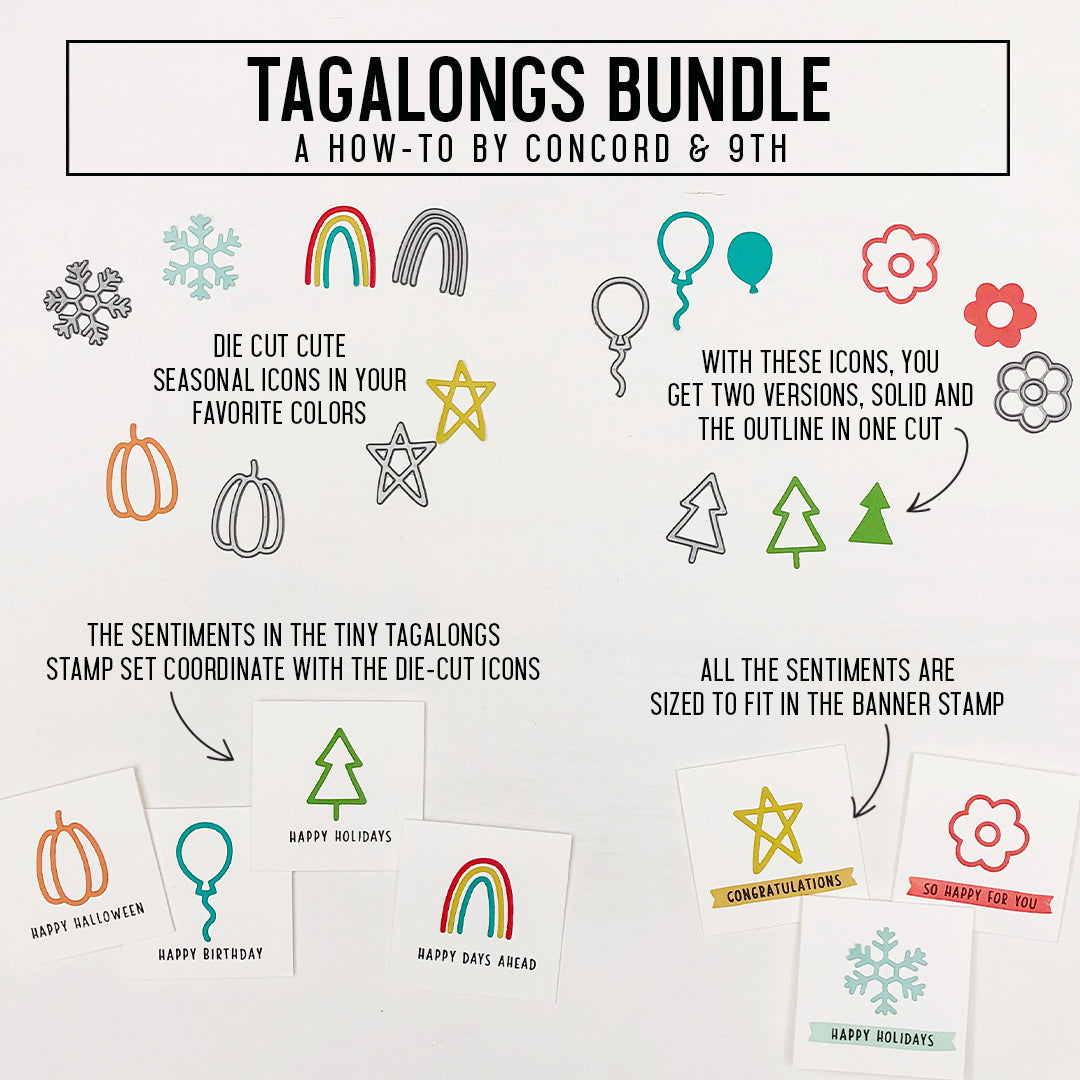 Tagalongs Bundle