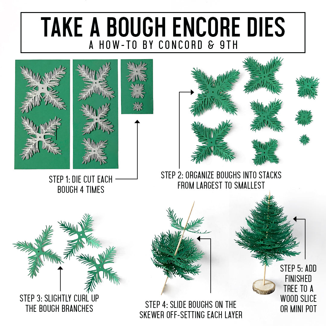 Take A Bough Encore Bundle