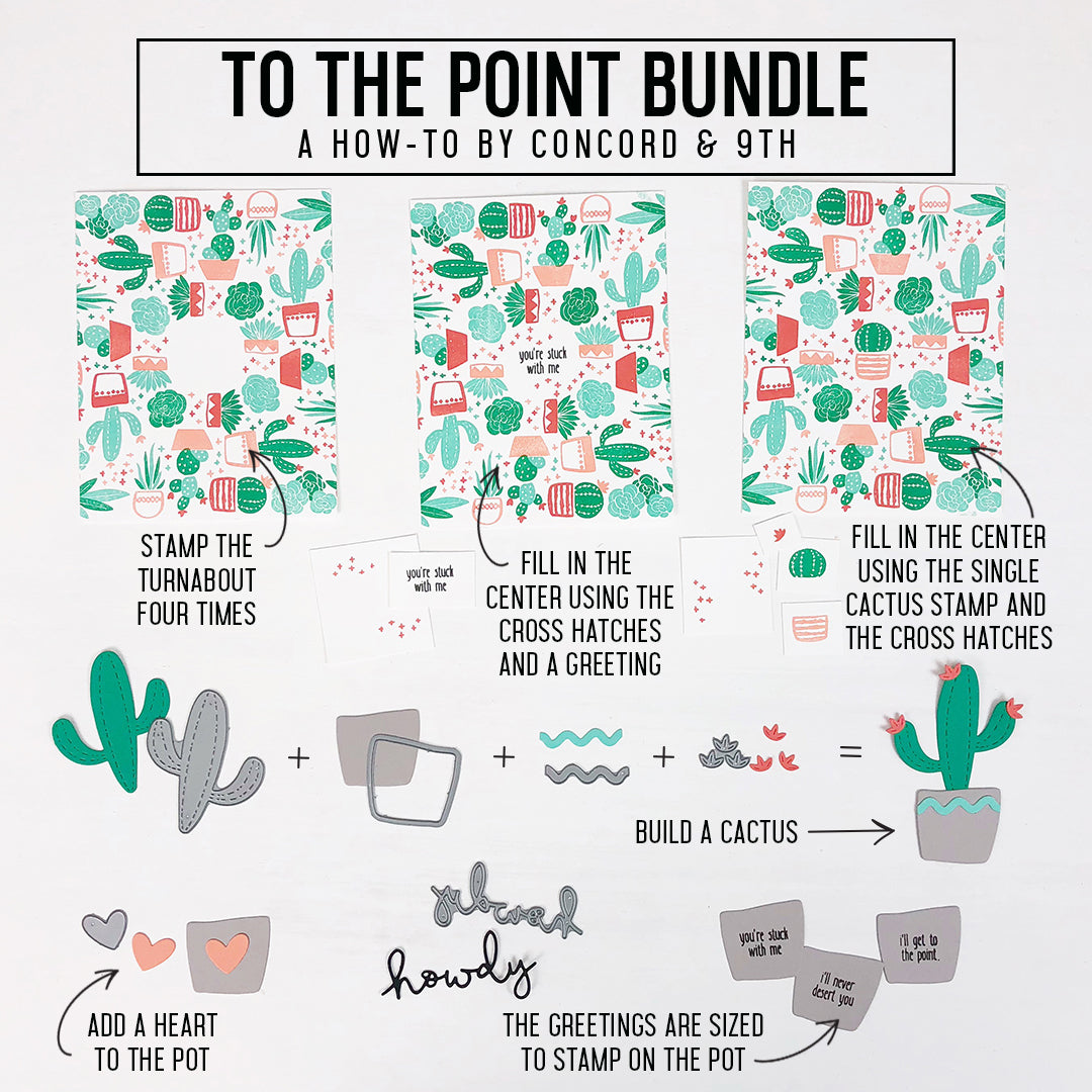 To the Point Bundle