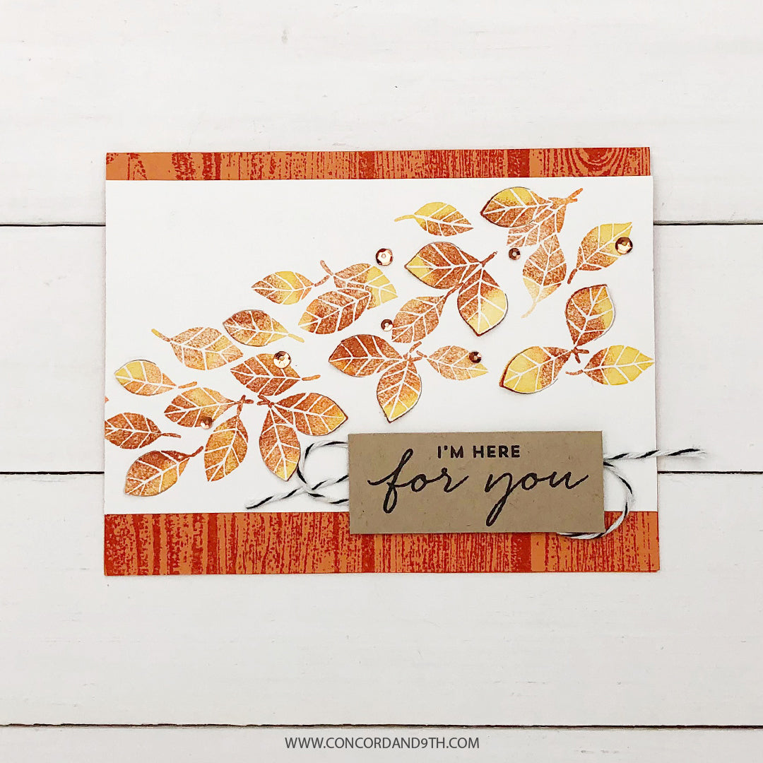 Barnwood Background Stamp