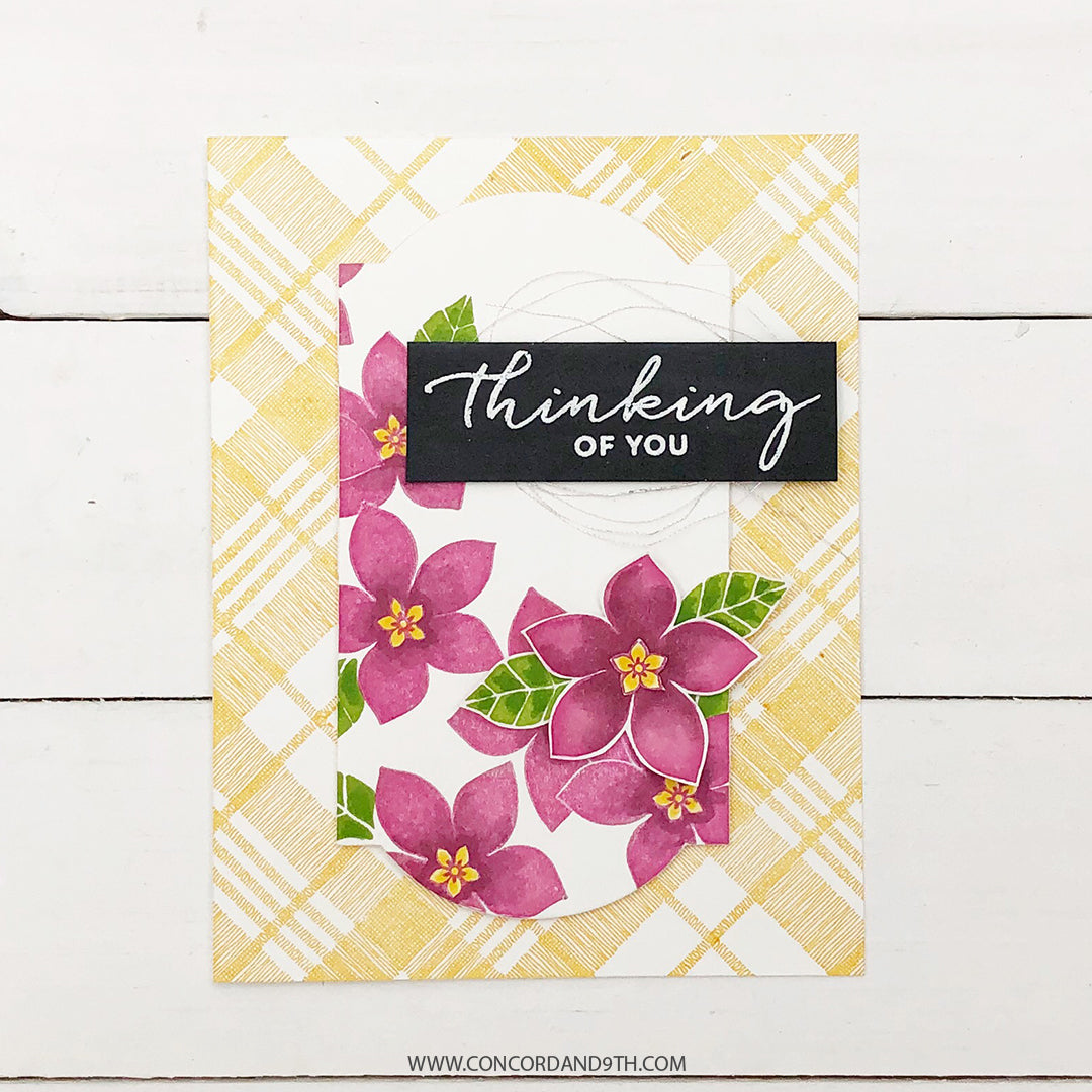 Uplifting Thoughts Stamp Set