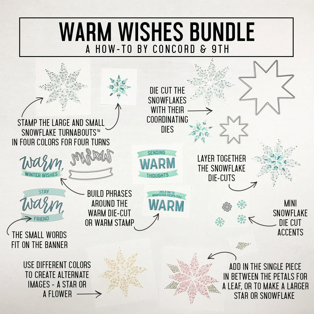 Warm Wishes Dies