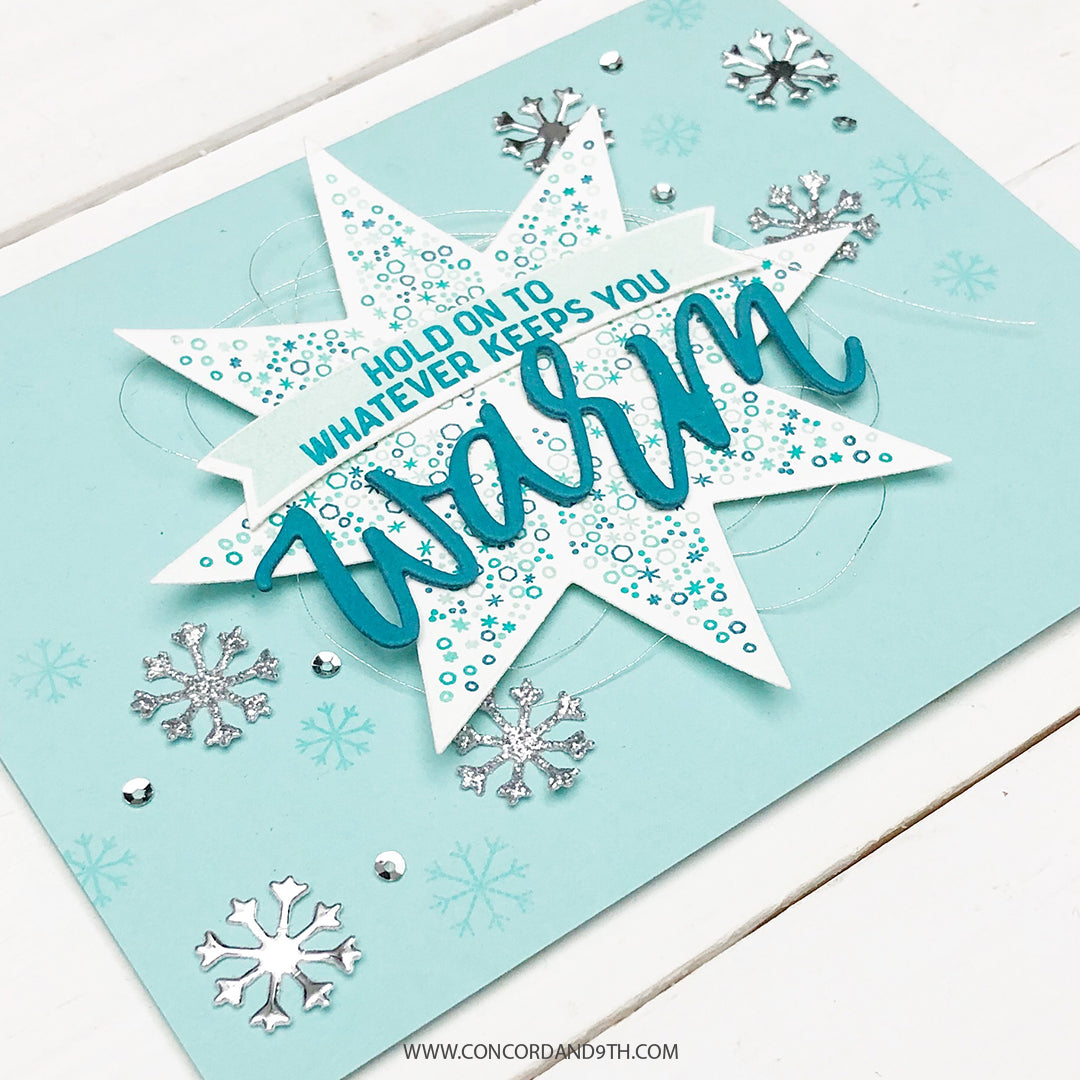Warm Wishes Turnabout™ Stamp Set