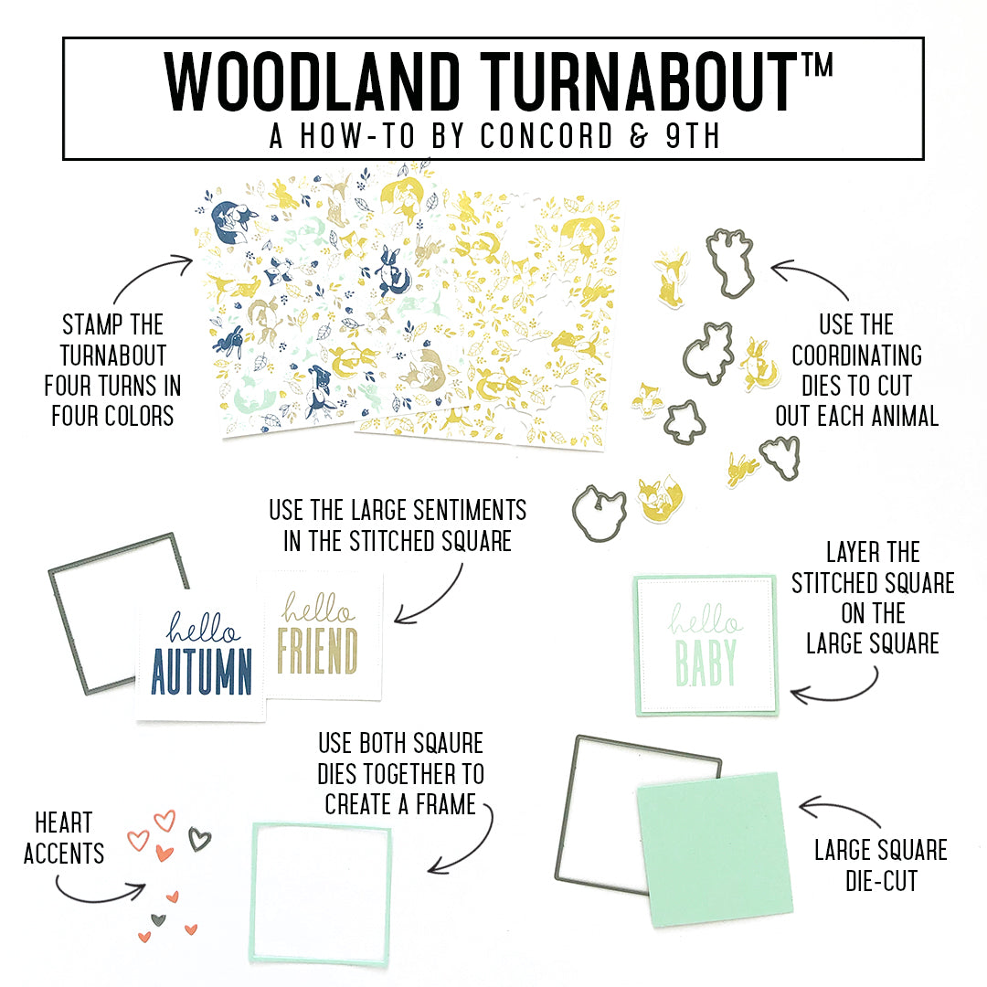 Woodland Bundle