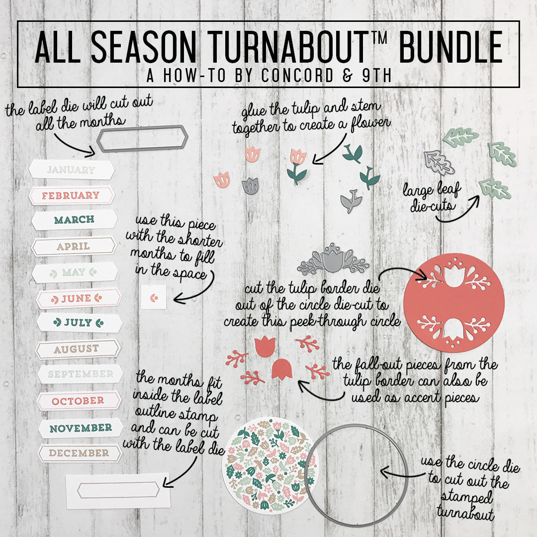 All Season Turnabout™ Bundle