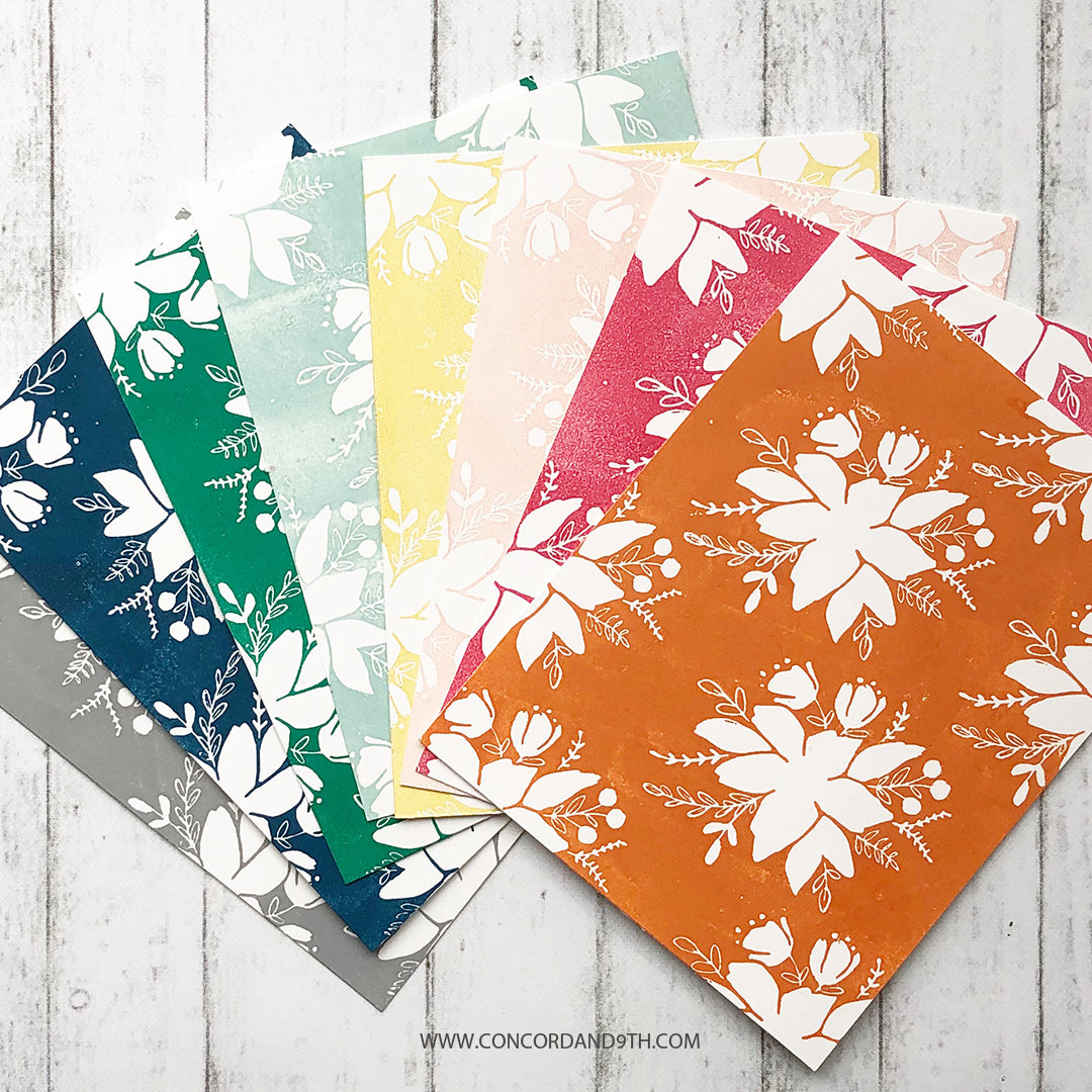 Blooms Fill-In Bundle
