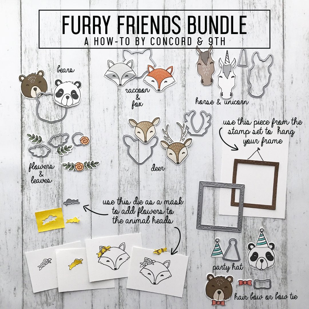 Furry Friends Bundle