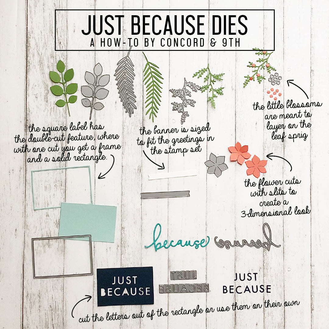 Just Because Dies