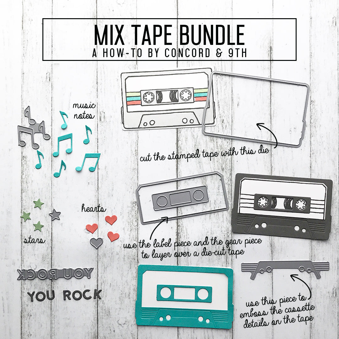 Mix Tape Concord 9th Wiring Diagram