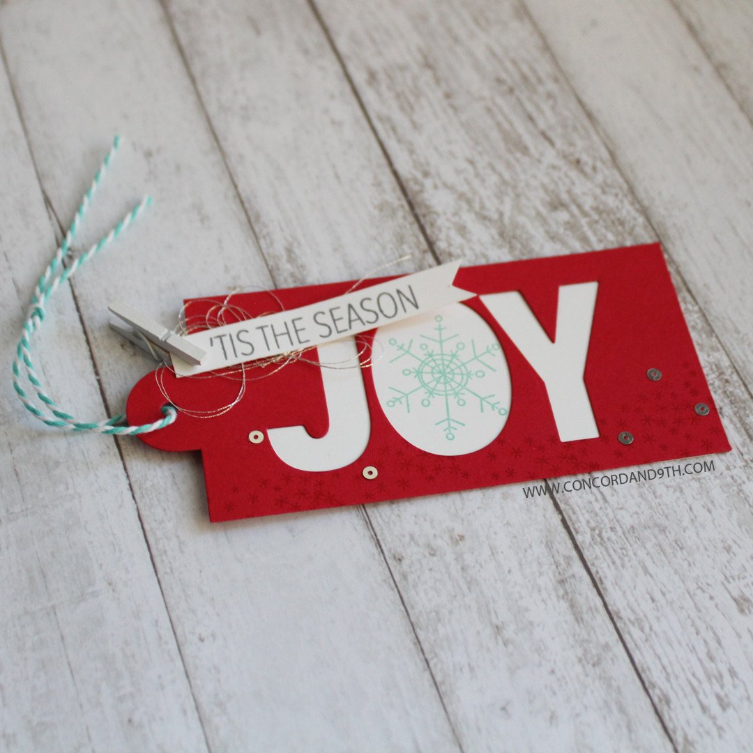 JOY Stamp Set: LAST CHANCE
