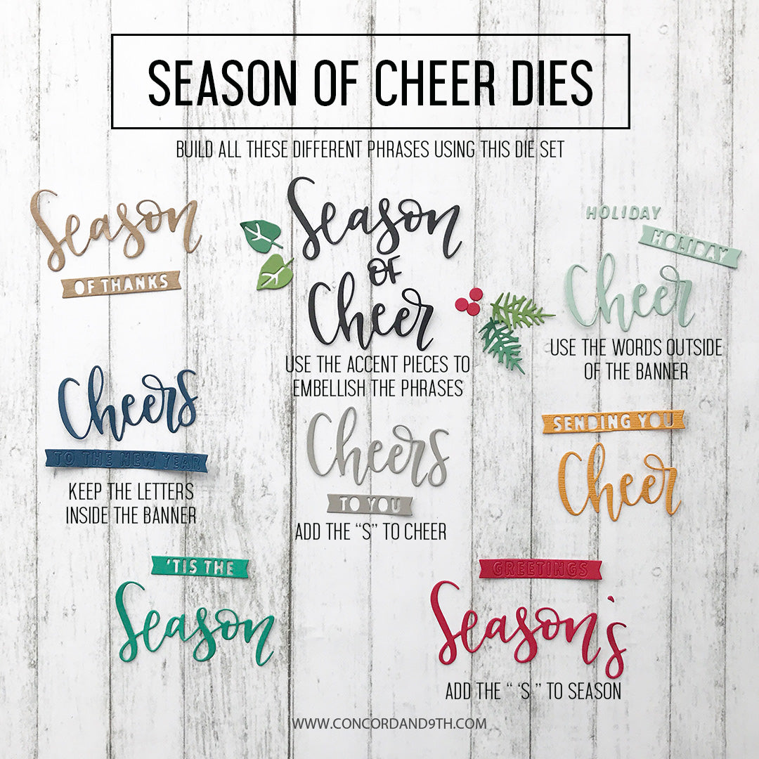 Season of Cheer Dies