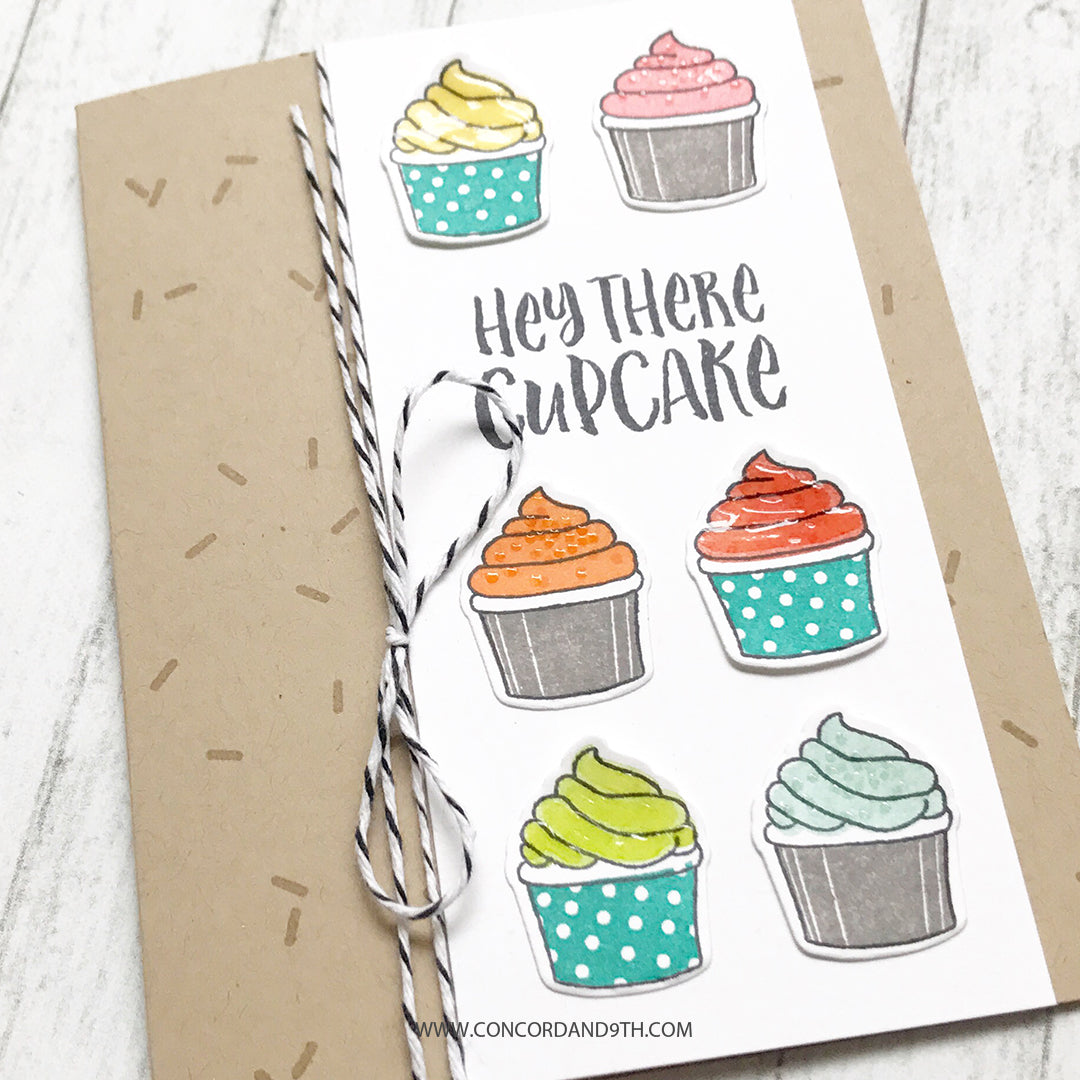 Sprinkles Turnabout™ Stamp Set