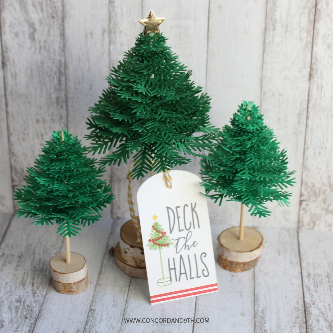 O Christmas Tree Stamp Set