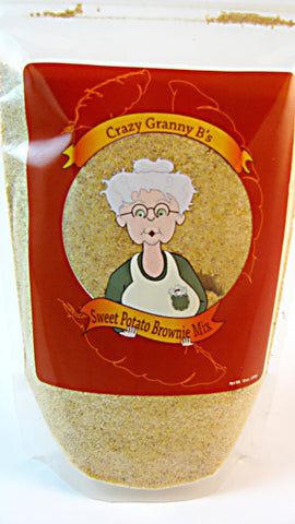 Crazy Granny B's Sweet Potato Brownie Mix