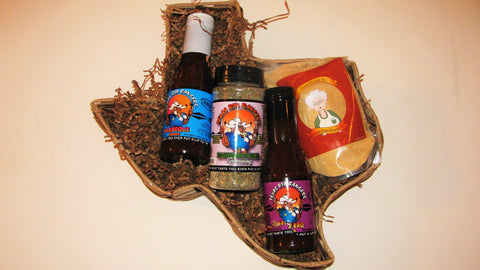 Gift Basket Tex 4 pc