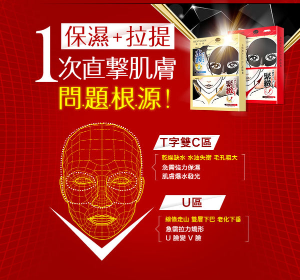 Sexylook 2 step mask info