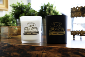 107 ONEOSEVEN Aroma Candle No.9