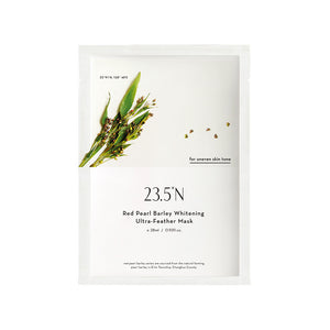 23.5N Red Pearl Barley Brightening Ultra-Feather Mask