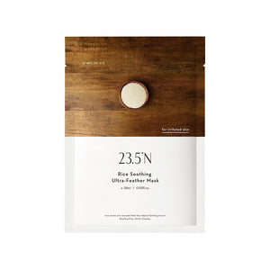 23.5N Rice Soothing Ultra Feather Mask