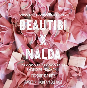 EXCLUSIVE Nalda Around the World Fragrance + Tea Light Sample Kit