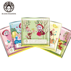 MasKingdom Red Riding Hood Series - Variety Set of 6