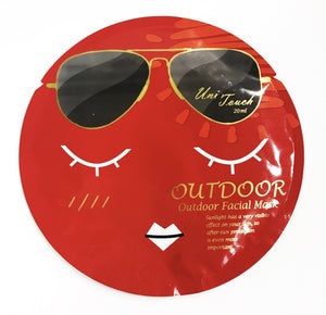 Unitouch Miss O Outdoor Facial Mask
