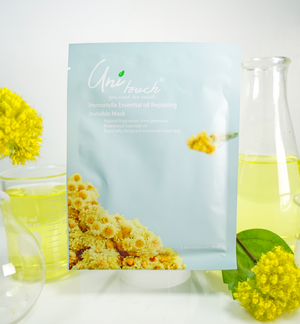 Unitouch Immortelle Essential Oil Repairing Face Mask